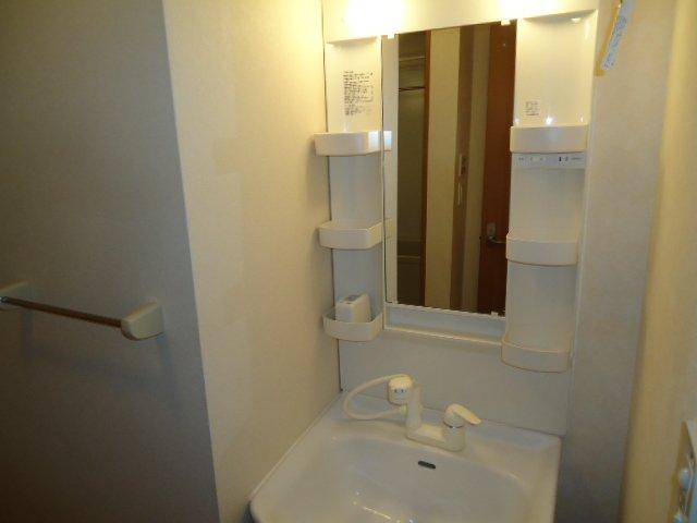 メゾン・ド・アンジュ 202号室の洗面所