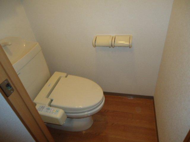 メゾン・ド・アンジュ 202号室のトイレ