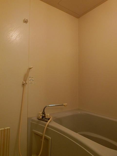 ウインズ A棟 101号室の風呂
