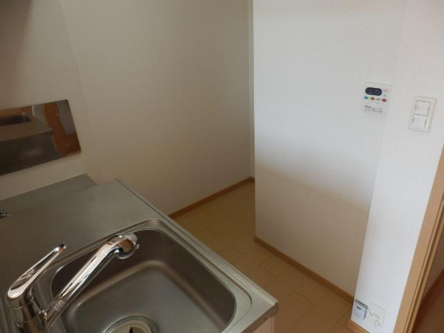 スリ-キングダム 02020号室のキッチン