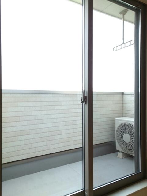 ベルクラントⅡ 02020号室のバルコニー