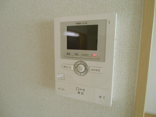ベルクラントⅡ 02020号室のセキュリティ