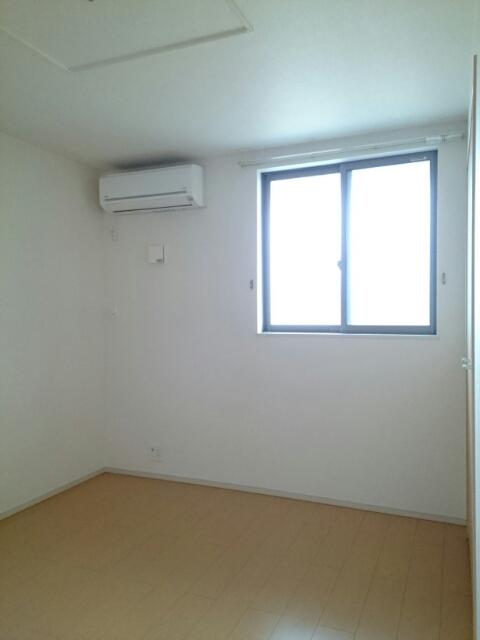ベルクラントⅡ 02020号室のベッドルーム