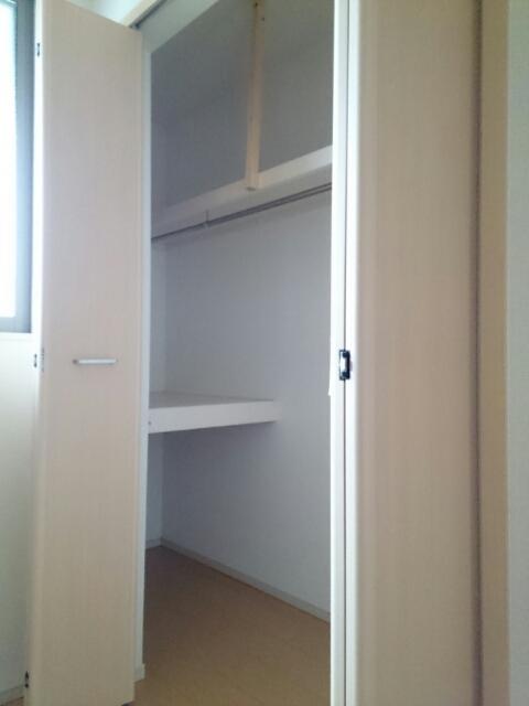 ベルクラントⅡ 02020号室の収納