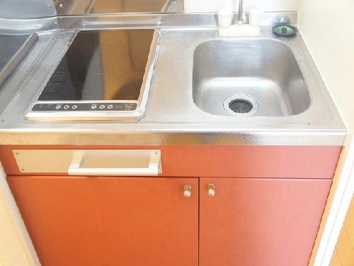 レオパレス258 205号室のキッチン