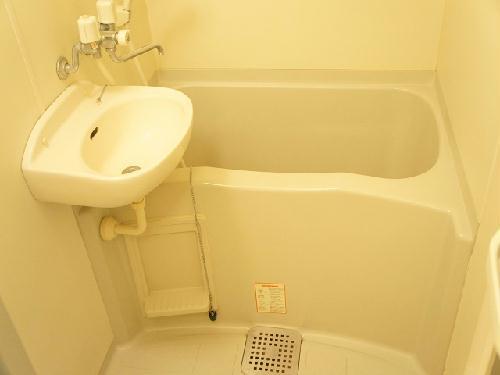 レオパレス258 205号室の風呂