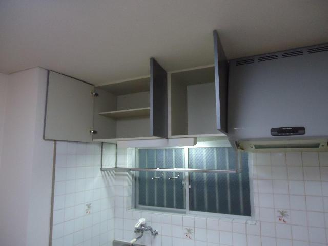 クレストール33 00302号室のキッチン