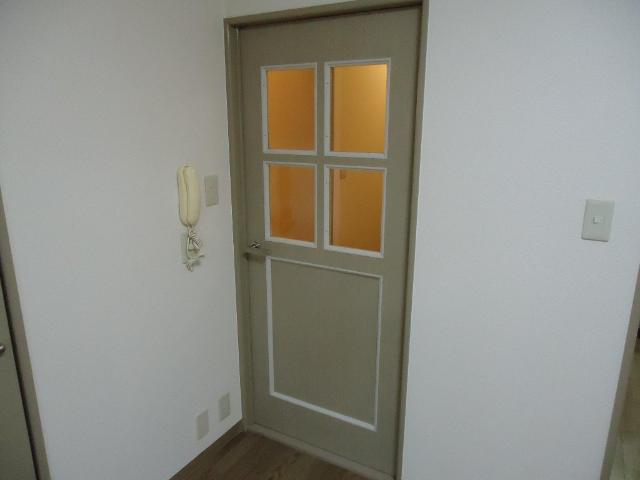 クレストール33 00302号室の風呂