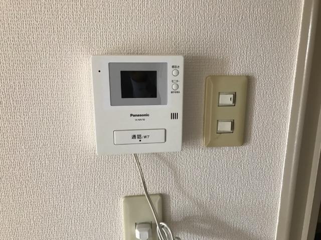 クレストール33 00302号室の収納