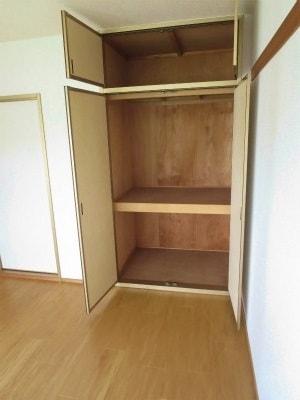 ドリーミー山中C 02030号室の収納