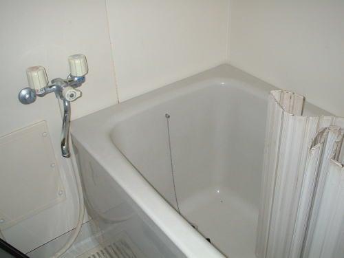 ドリーミー山中C 02030号室の風呂