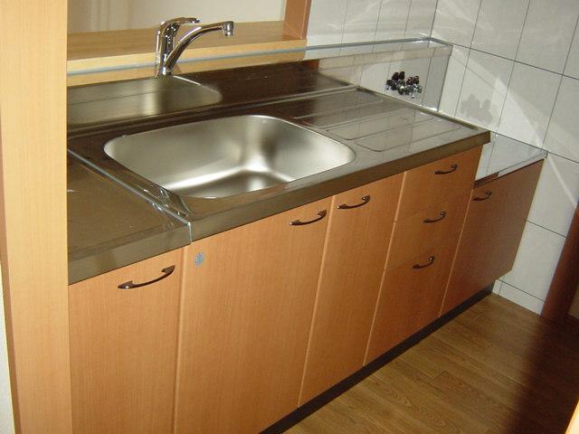 フォルトゥーナ 202号室のキッチン