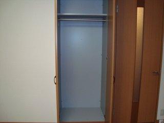 ソフィア 102号室の収納