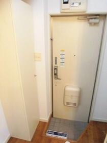 ジュネパレス新松戸第52 0101号室のセキュリティ