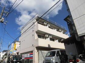 ラフィージュ横浜の外観