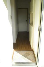 エステートピアサイド 206号室の玄関