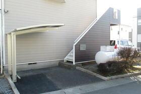 エステートピアサイド 206号室の駐車場