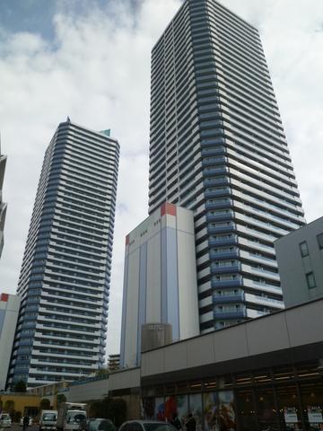 ザ・ヨコハマタワーズ タワーウエスト 3307号室の外観