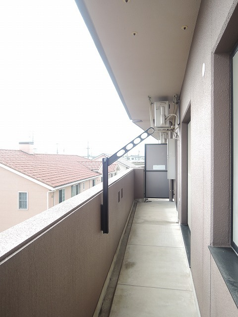 ペンション タカラ 03050号室のバルコニー