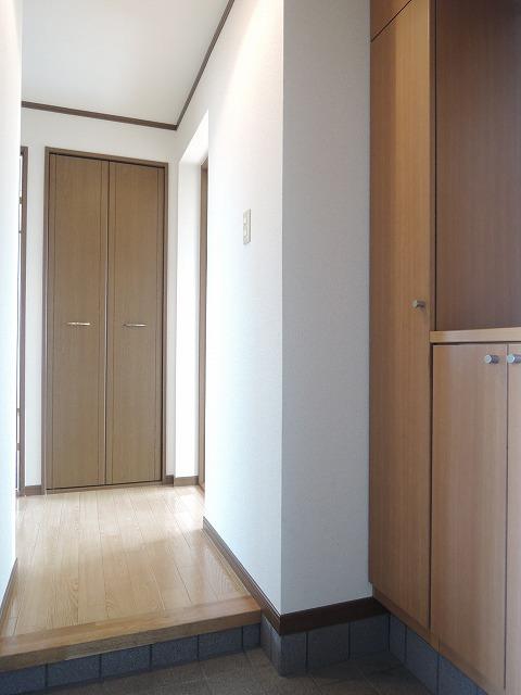 ペンション タカラ 03050号室の玄関