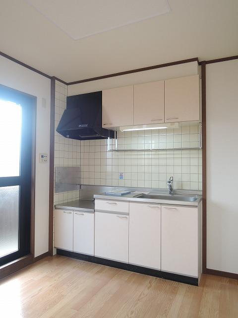 ペンション タカラ 03050号室のキッチン