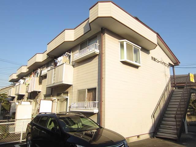 前田ビューハイツⅡ 01040号室の外観