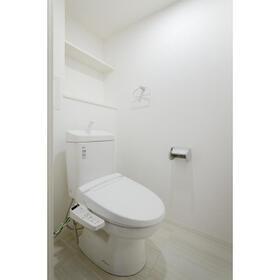 パルティール上前津 1202号室のトイレ