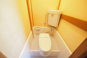 佐生荘 201号室のトイレ