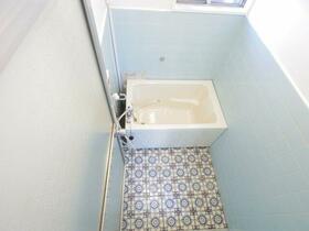 コーポ健 0203号室の洗面所