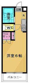 内海小柳マンション・405号室の間取り