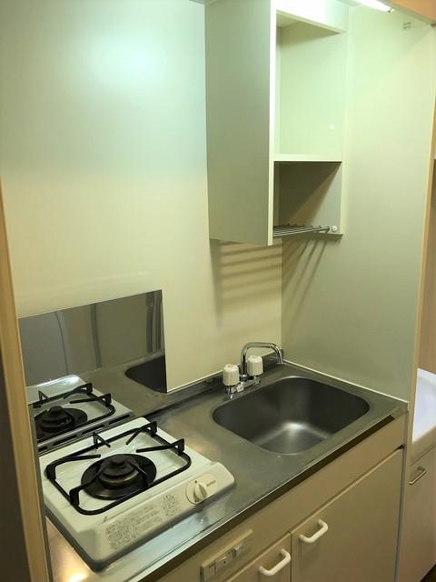パステル府中 203号室のキッチン