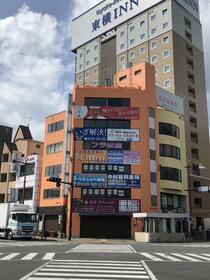 清水駅前ビル 5号室の外観