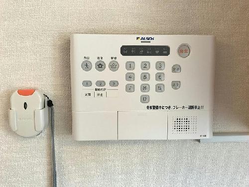 レオパレスCOZY 103号室の風呂