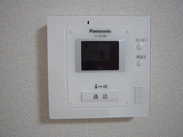 ルーラル ハウス 203号室の洗面所
