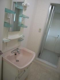 市ヶ尾内野ビル 401号室の洗面所
