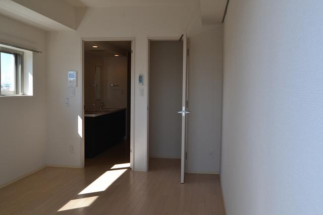 Monte Verde Tokiwada 412号室のリビング