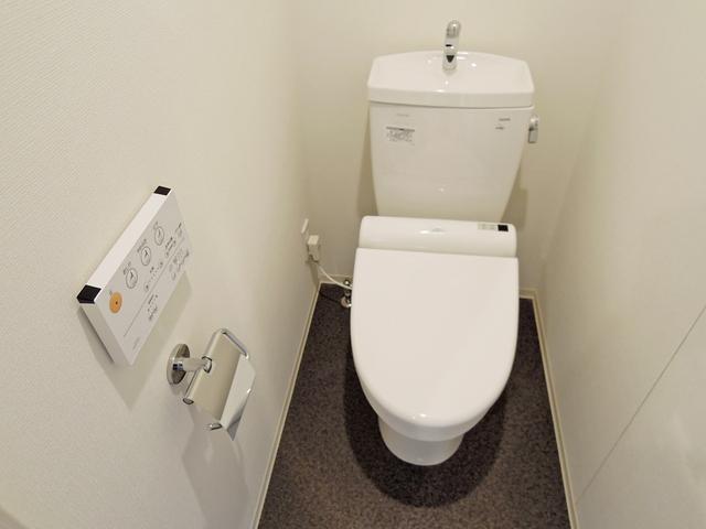 Monte Verde Tokiwada 412号室のトイレ