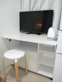 信和マンション 401号室の設備