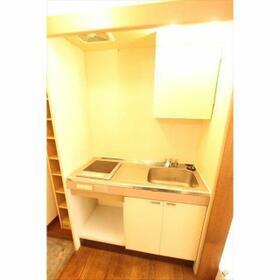 ヴィラ谷原 203号室のキッチン