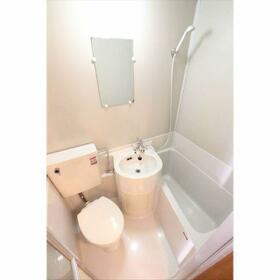 ヴィラ谷原 203号室の風呂