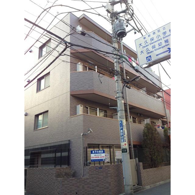 プレール・ドゥーク東新宿Ⅱの外観