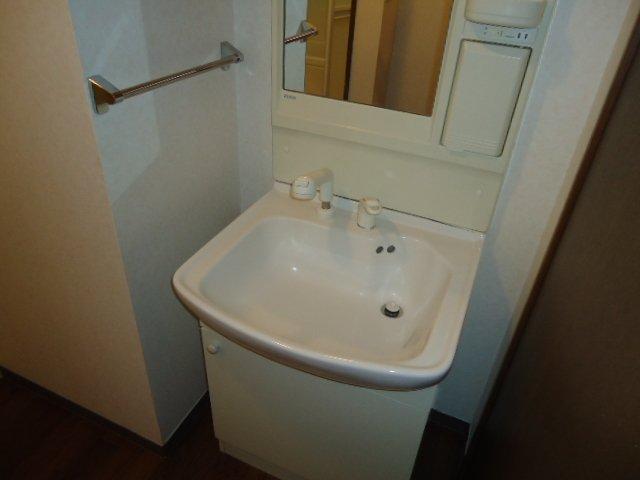 ピュア ロイアルⅡ 105号室の洗面所