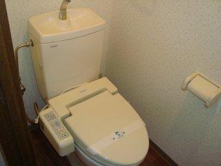 ピュア ロイアルⅡ 105号室のトイレ