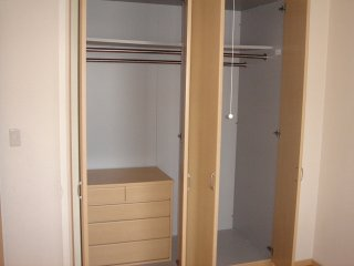 クレアハイム・g 00205号室の収納