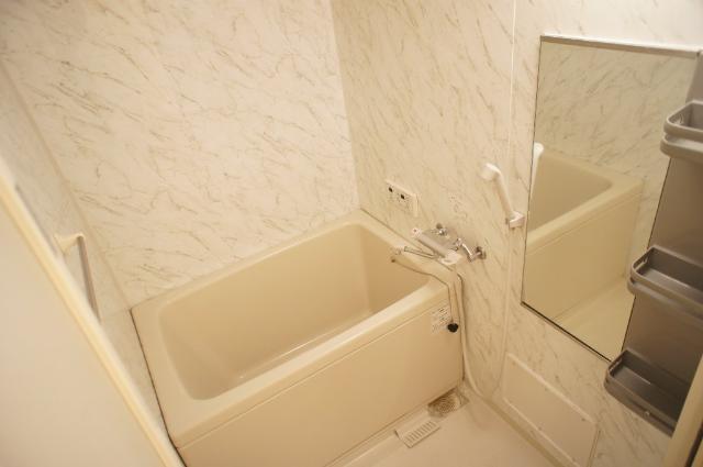クレアハイム・g 00205号室の風呂