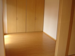 クレアハイム・g 00205号室のベッドルーム