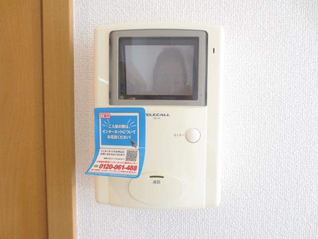 ライフサークルパート12 01020号室のセキュリティ