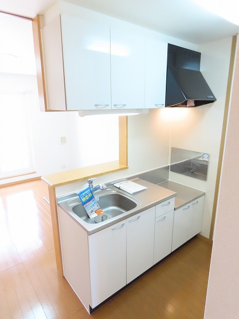 プラムⅡ 02020号室のキッチン