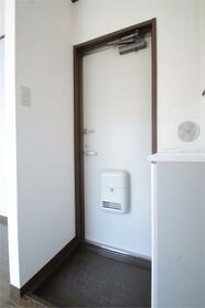ベルグラン椎名 201号室の玄関