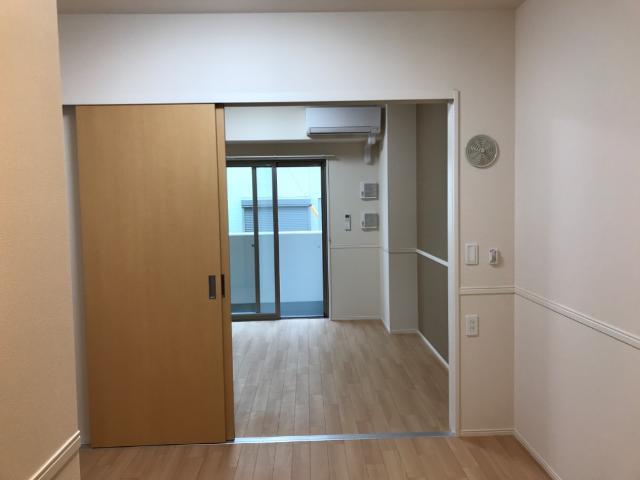 フローラ小石川 102号室の収納